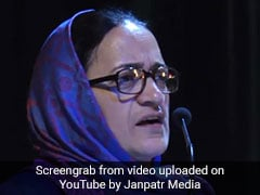 Hurriyat Leader's Wife Shown As Ruler Hari Singh's Granddaughter In Video