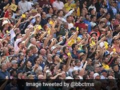 David Warner Gets 'Sandpaper' Send-Off From Crowd At Edgbaston