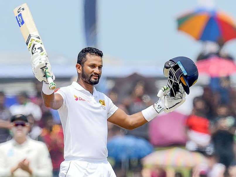Sri Lanka wins 1st test match by 6 wickets against new Zealand