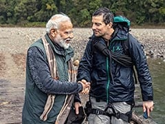 Bear Grylls Doesn't Know Hindi, But...: PM On How He Spoke To Adventurer
