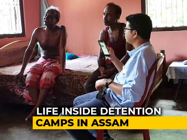 Video : Released From Jail Ahead Of Assam Citizen List, 'Foreigners' On What Next