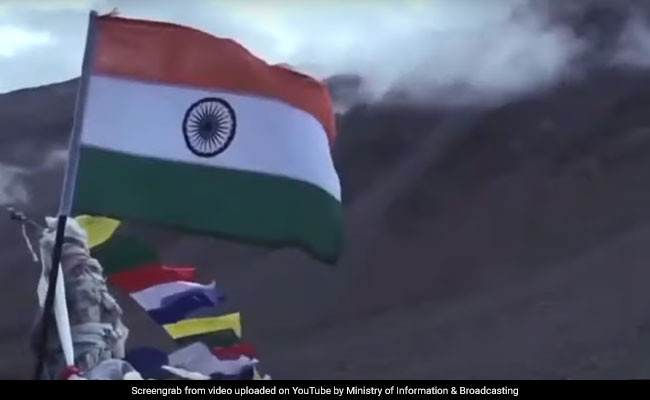 Watch: Independence Day Music Video 'Watan' Celebrates 'New India'