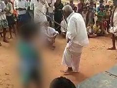गांव के बुजुर्गों ने नाबालिग लड़की को बुरी तरह पीटा, रिश्तेदार के साथ भागने का है आरोप