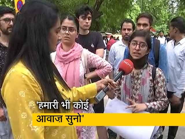 Videos : पक्ष विपक्ष : दिल्ली में कश्मीर की आवाज़