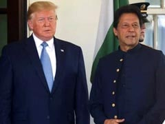 "After Call With PM, Trump Dials Imran Khan, Asks To ""Moderate Rhetoric"""