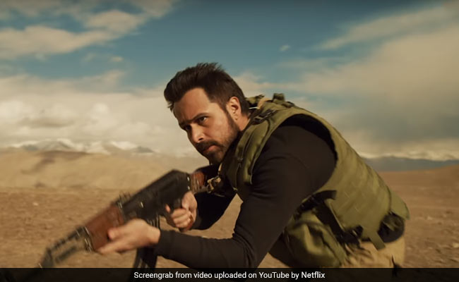 'Bard Of Blood' Trailer: Emraan Hashmi In Edge-Of-Your-Seat Spy Thriller