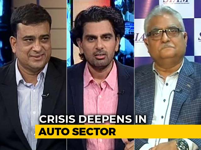 Video : Crisis Deepens In Auto Sector As Sales Continue To Decline
