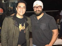 Aamir Khan 'Doesn't Know' His Brother Faisal Is Now A Director