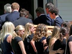 Funeral Mass Held For Granddaughter Of Robert F. Kennedy In Massachusetts