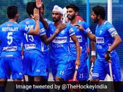 Indian Mens Hockey Team Hammers New Zealand 5-0