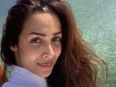 Malaika Arora And Arjun Kapoor Are Sun-Kissed In The White Mountains. 'Nuff Said