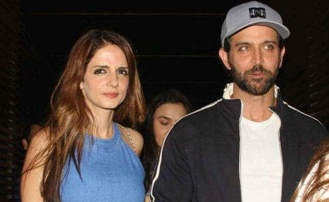 What Hrithik Roshan Tells People Who Ask Him Why He's 'So Good' To Ex-Wife Sussanne Khan