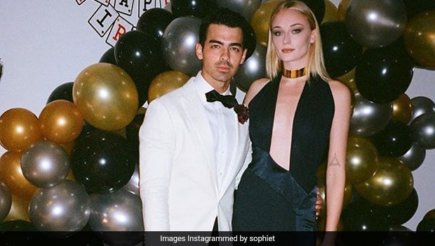 Joe Jonas's 30th Birthday Cake Featured Sophie Turner And Had A 'Game Of Thrones' Twist: See Pic