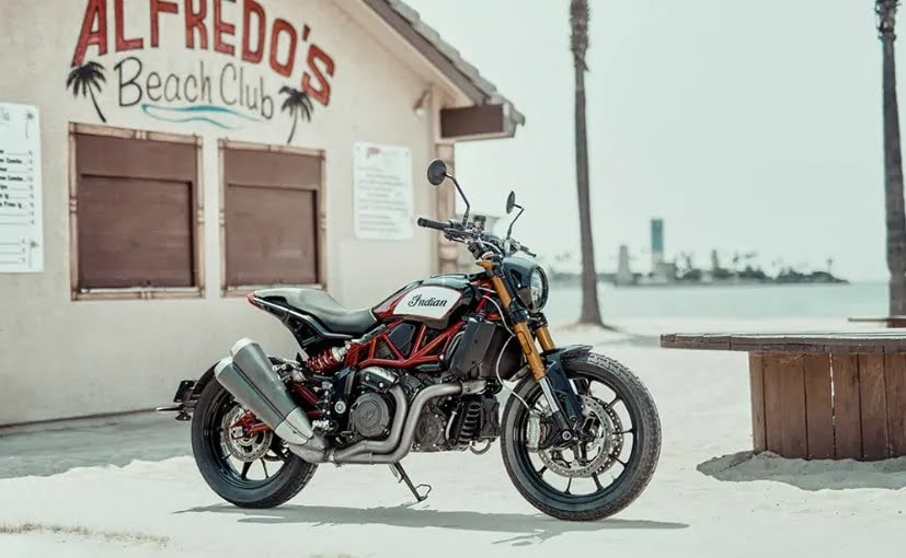 The Indian FTR 1200 S is reportedly based on an all-new platform
