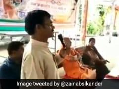 धारा 370 हटाने के फायदे गिनाते हुए बोले BJP विधायक- अब आप गोरी कश्मीरी लड़की से शादी कर सकते हैं