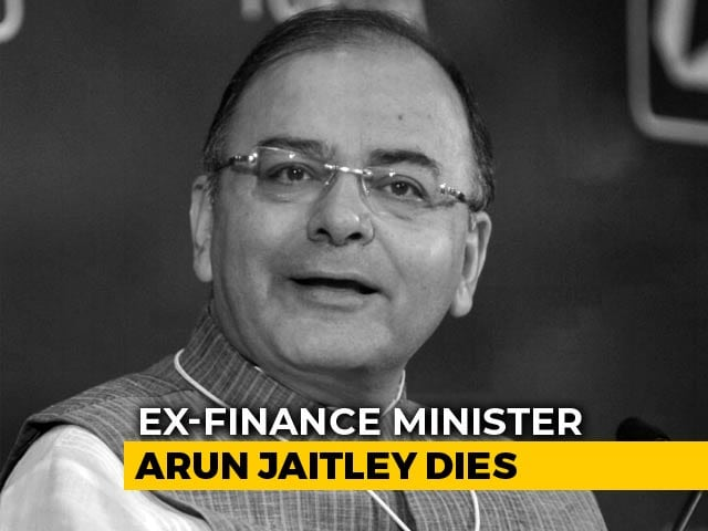 Video : Arun Jaitley To Be Cremated Today, Leaders Pay Last Respects
