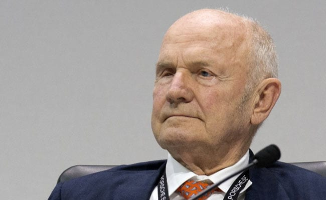 Ferdinand Piech, architect of VW's global expansion, dies aged 82