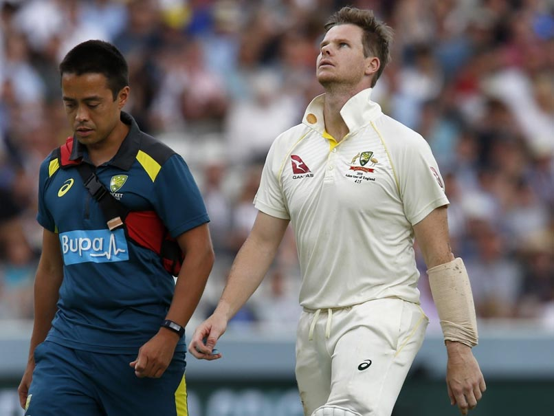 Ashes: Mitchell Johnson, Australia Cricket Union Condemn Boos After Steve Smith Blow