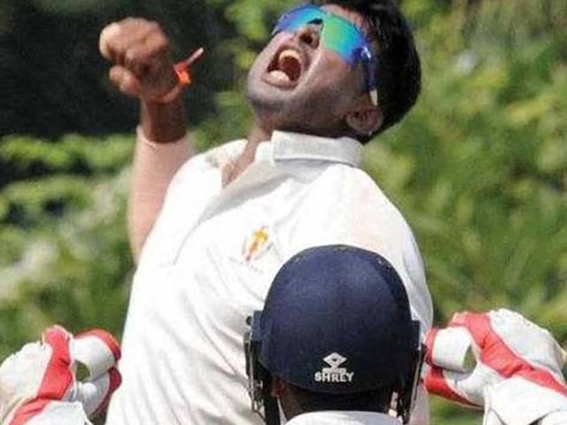 West Indies A strike back after Krishnappa Gowtham 6 wickets
