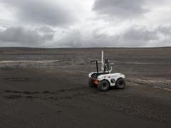 NASA Descends On Icelandic Lava Field To Prepare For 2020 Mars Mission