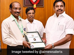 Tamil Nadu Honours ISRO Chief K Sivan With APJ Abdul Kalam Award