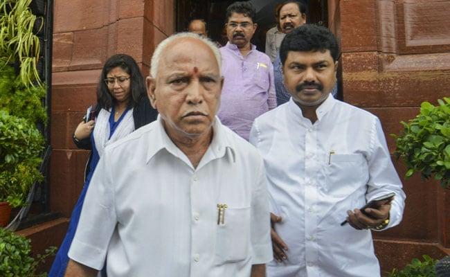 BS Yediyurappa Orders CBI Probe Into Phone Tapping Charges In Karnataka