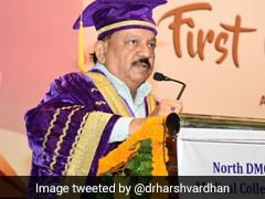 First Batch Of North Delhi Municipal Corporation Medical College Graduates