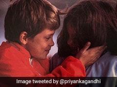 """Best Brother"": Priyanka Gandhi Tweets <i>Raksha Bandhan</i> Throwback For Rahul"