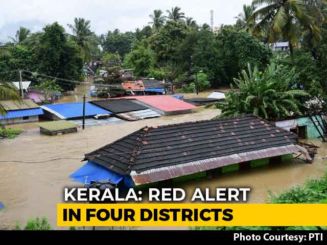 Video : Rain Batters Kerala, Schools Shut Today, Kochi Airport Closed Till Sunday