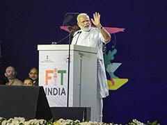 Prime Minister Launches 'Fit India Movement' On National Sports Day