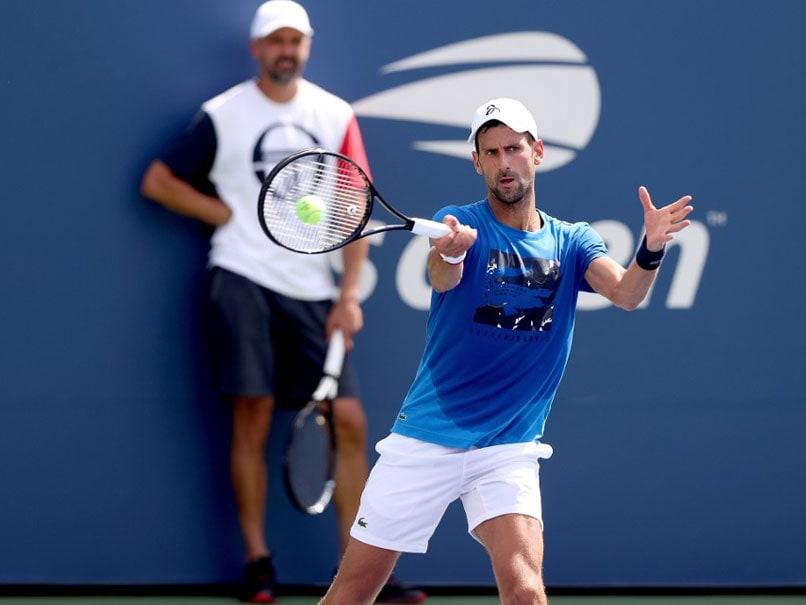 Novak Djokovic Motivated By Talk Of Catching Roger Federer In Grand Slams