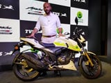Video : TVS Apache RTR200 FI E100: First Look