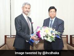 Hope For Productive Talks On India-Bangladesh Ties: S Jaishankar