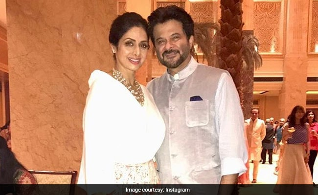 'Sridevi, We Miss You Every Day': Anil Kapoor Shares 'Bittersweet' Memories On Her Birth Anniversary