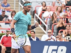 Rafael Nadal, Dominic Thiem Advance At Rain-Hit ATP Montreal Masters