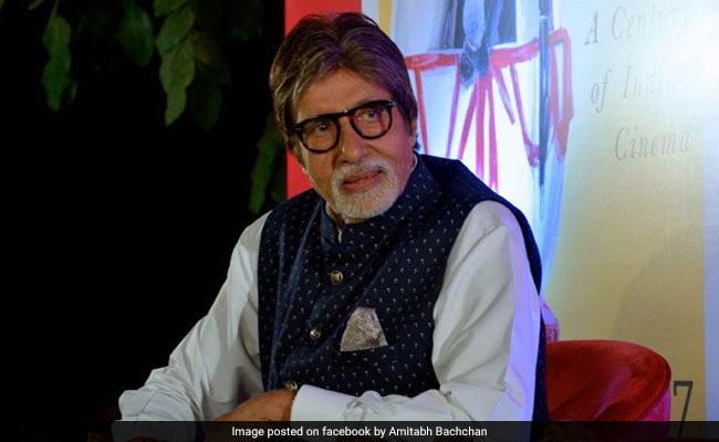 J Om Prakash Was Kind, Gentle, Affable': Amitabh Bachchan