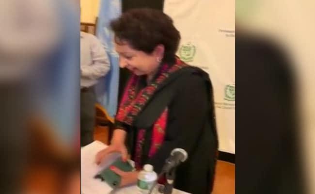 पाकिस्तानी शख्स ने ही की UN में पाक अधिकारी की सरेआम बेइज्जती, बोला- 'तुम चोर हो, तुम्हें हक नहीं कि...'