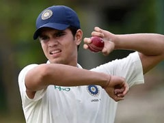 Arjun Tendulkar In Mumbai Squad For Pre-Season Tournament