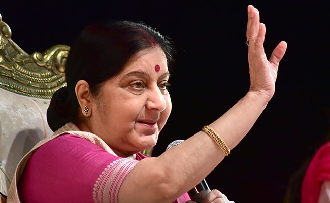 World Leaders Pay Tribute To Former Foreign Minister Sushma Swaraj