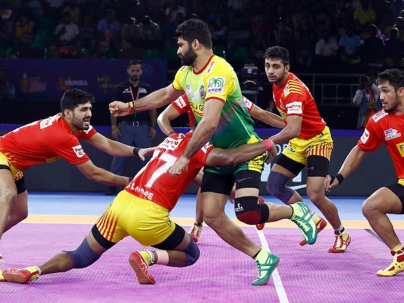 PKL 7: Gujarat Fortunegiants Beat Patna Pirates To End 6-Match Losing Streak