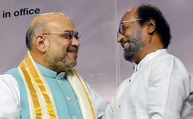 'Read Mahabharat Again': Congress To Rajinikanth On Praising PM-Amit Shah