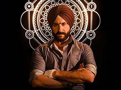 Saif Ali Khan Says He's Not Like <i>Sacred Games</i>' Sartaj: 'Never Wanted To Drink Phenyl'