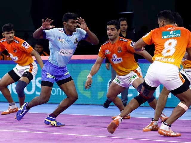 PKL 7: Tamil Thalaivas, Puneri Paltan Play Out Draw, Telugu Titans Beat Haryana Steelers