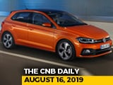 Video : Volkswagen Polo For India, Nissan CVT On Models, Emflux Two