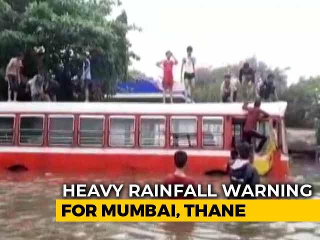 Video : Mumbai Schools, Colleges Closed Today Amid Rain Alert