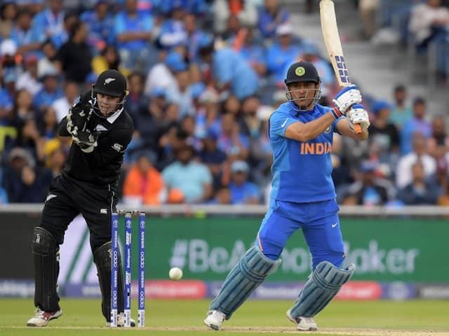 Batting MS Dhoni At No. 7 Was Not My Decision Alone, Says Coach Sanjay Bangar