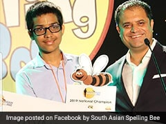 Indian-American Teen Wins Spelling Bee Contest, Gets $3,000 Grand Prize