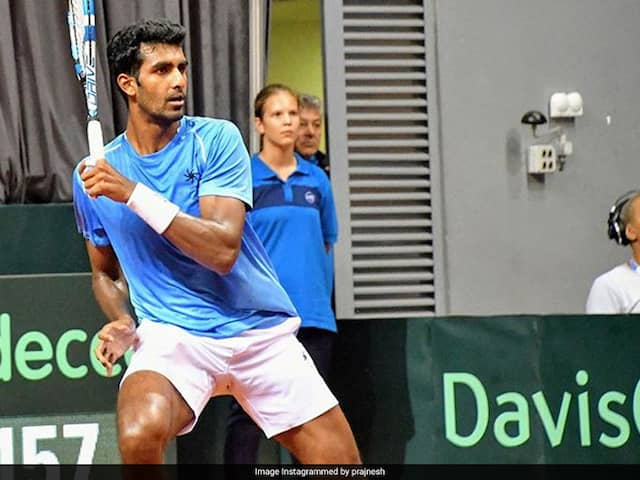All Best Players From India Got Chance In Davis Cup Team To Pakistan