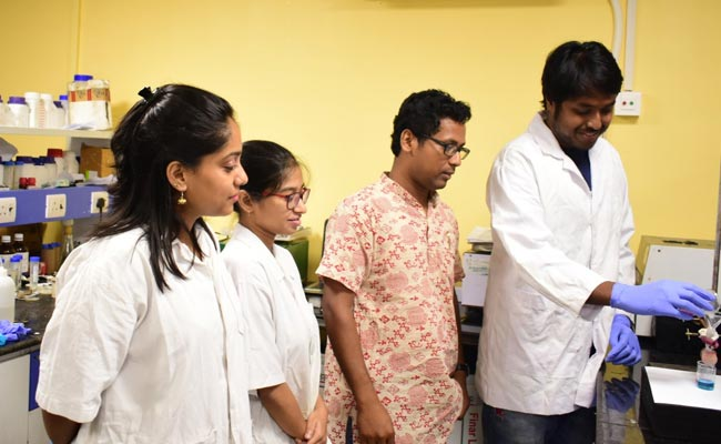 IIT Guwahati Research Team Develops Device To Separate Oil From Water
