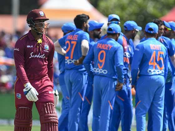 West Indies vs India, 1st ODI: बारिश के कारण धुल गया टीम इंडिया और वेस्ट इंडीज का पहला वनडे मुकाबला